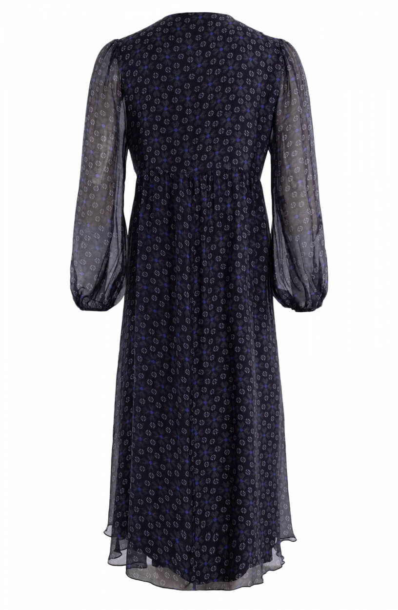 La Fee Maraboutee Dames Cyriel jurk Zwart