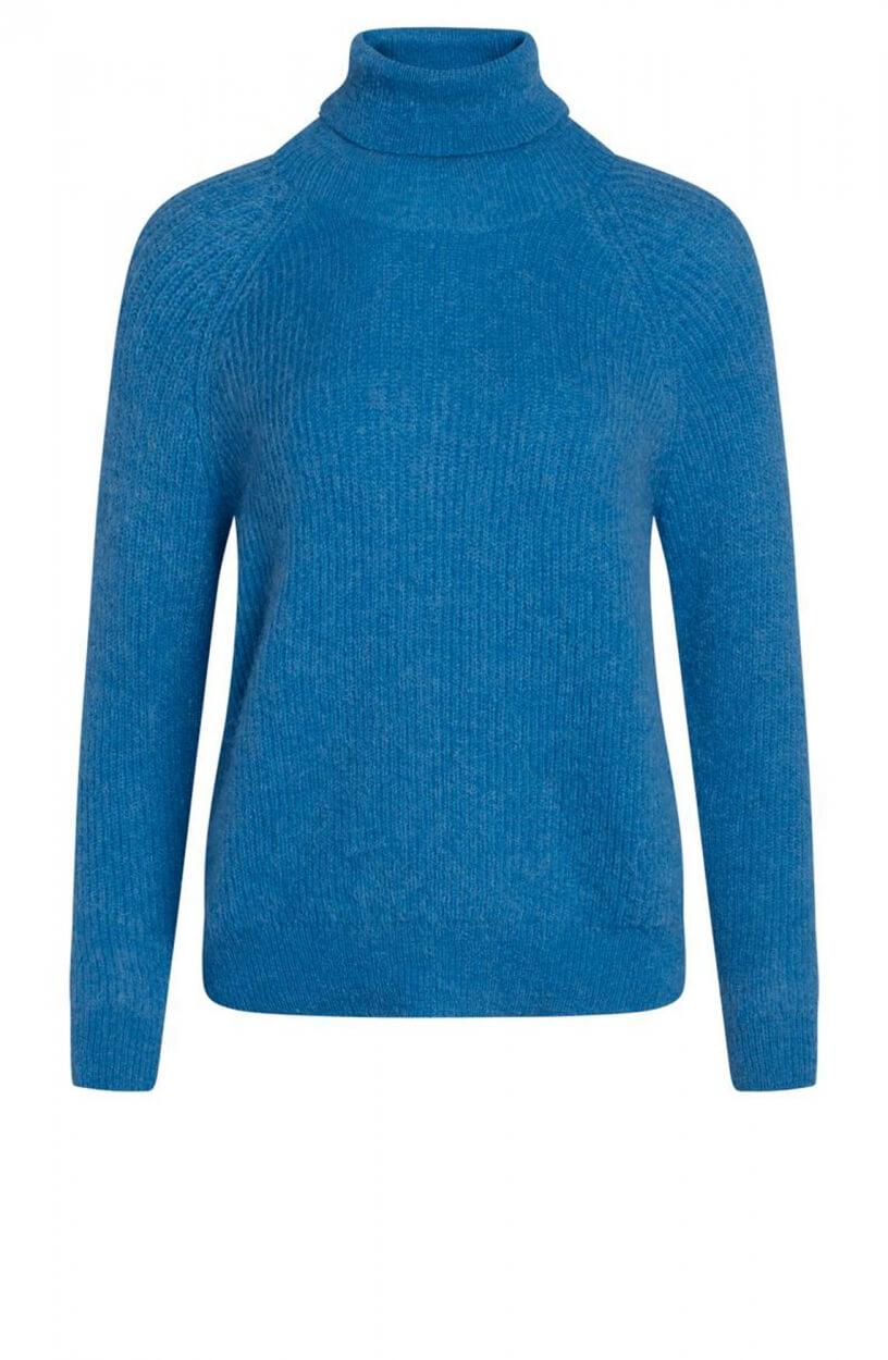 Co Couture Dames Leona pullover Blauw