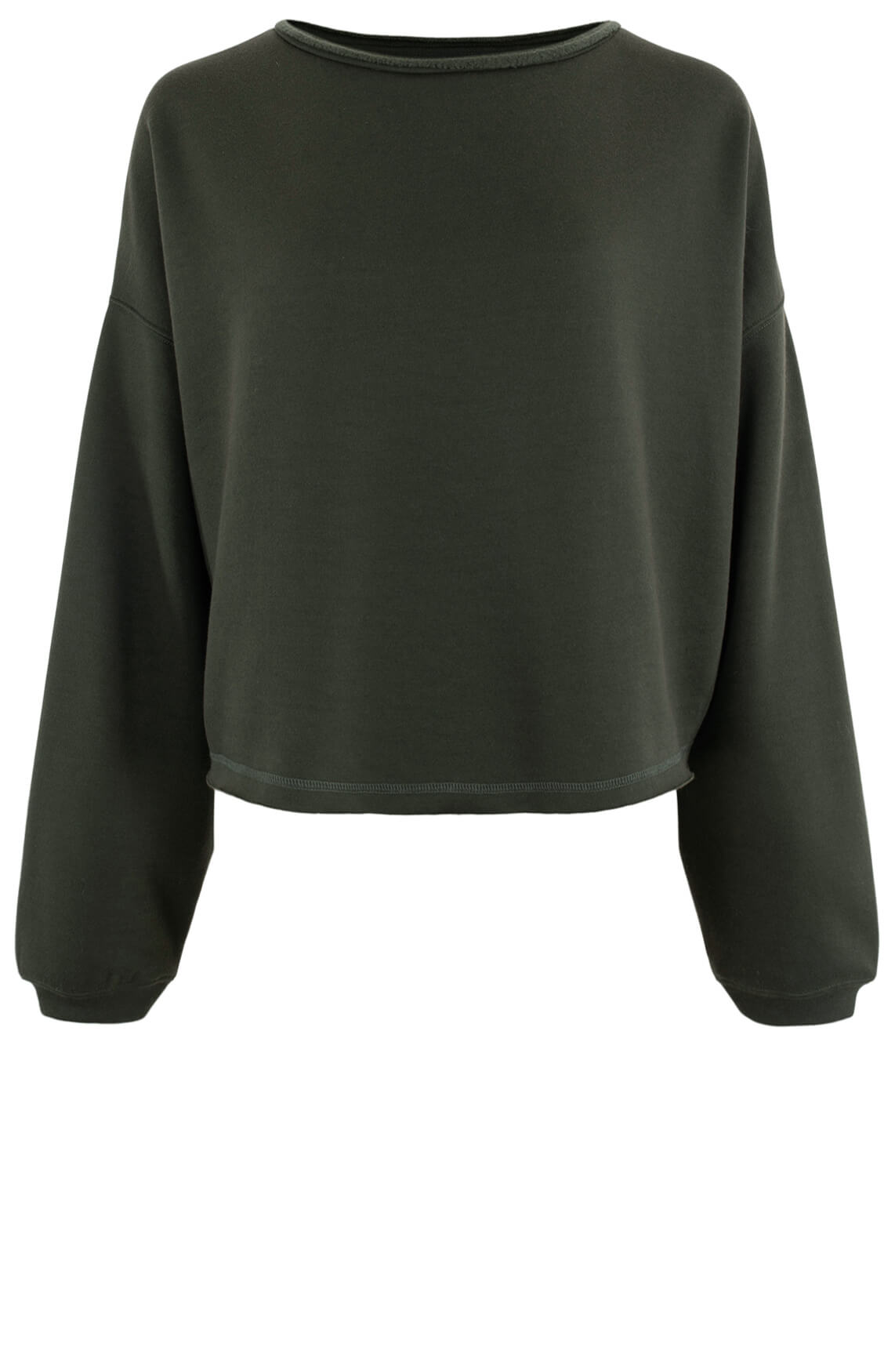 Moscow Dames Sweater Sansa Groen