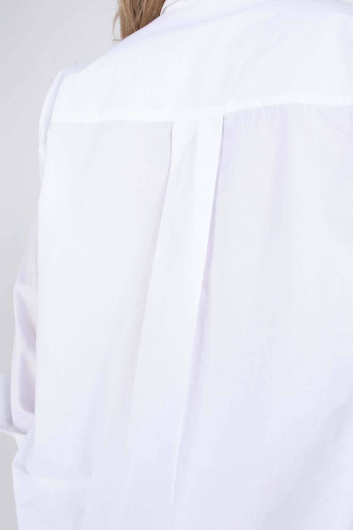 Moss Copenhagen Dames Olisa blouse Wit