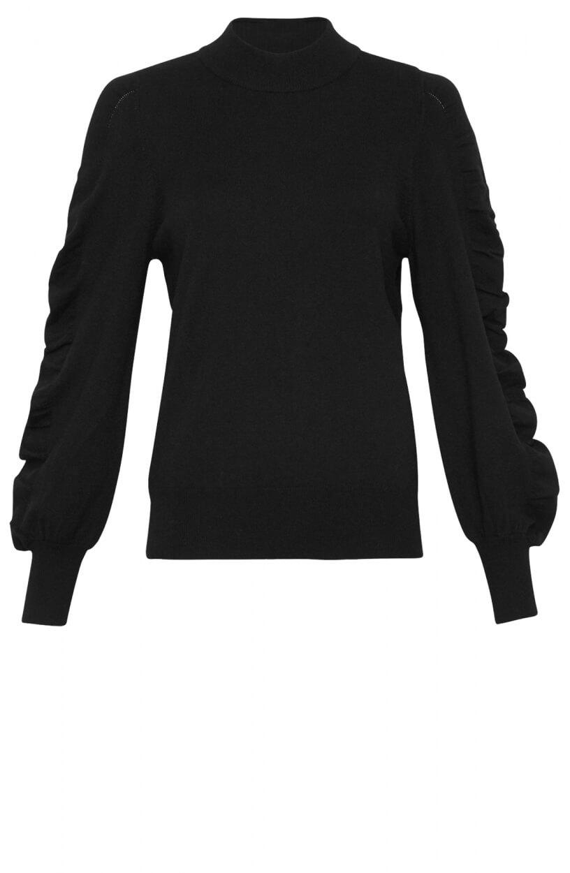 Moss Copenhagen Dames Rachelle pullover Zwart