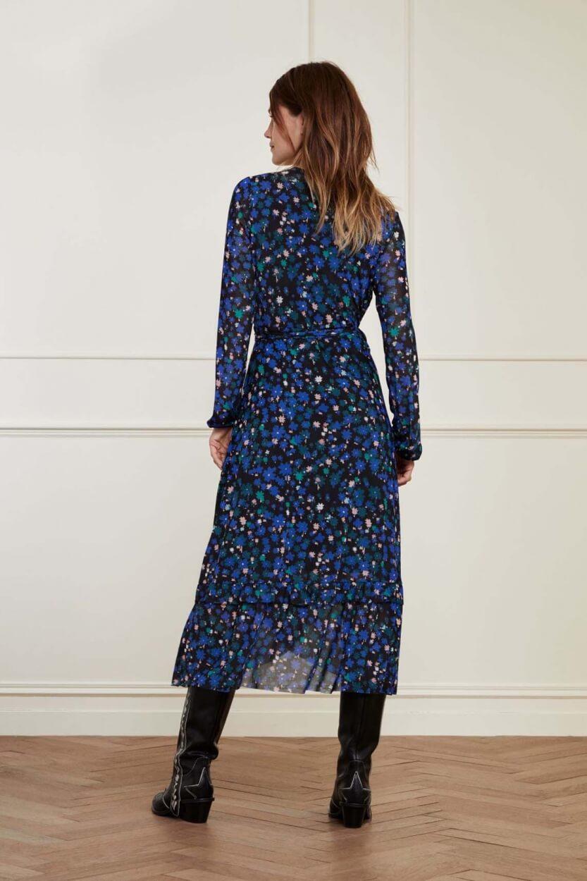 Fabienne Chapot Dames Natasja jurk Zwart