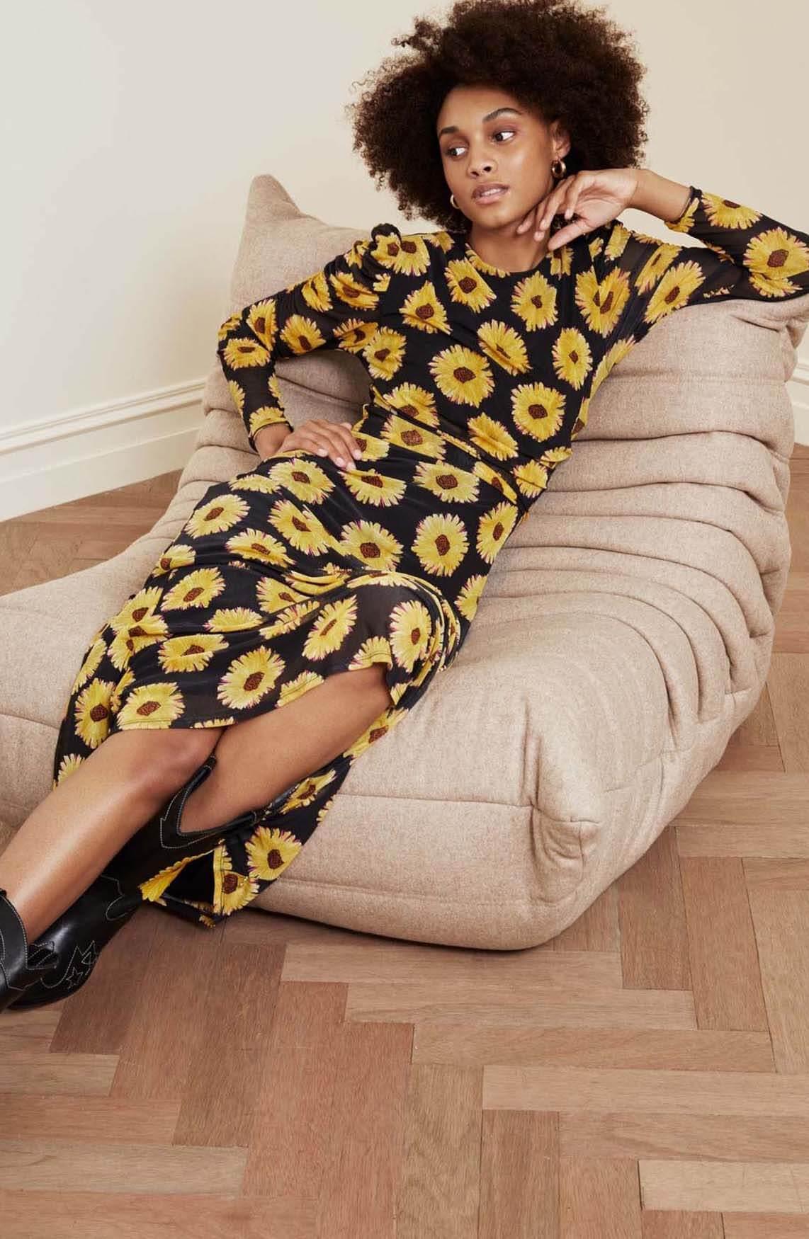 Fabienne Chapot Dames Bella jurk Zwart