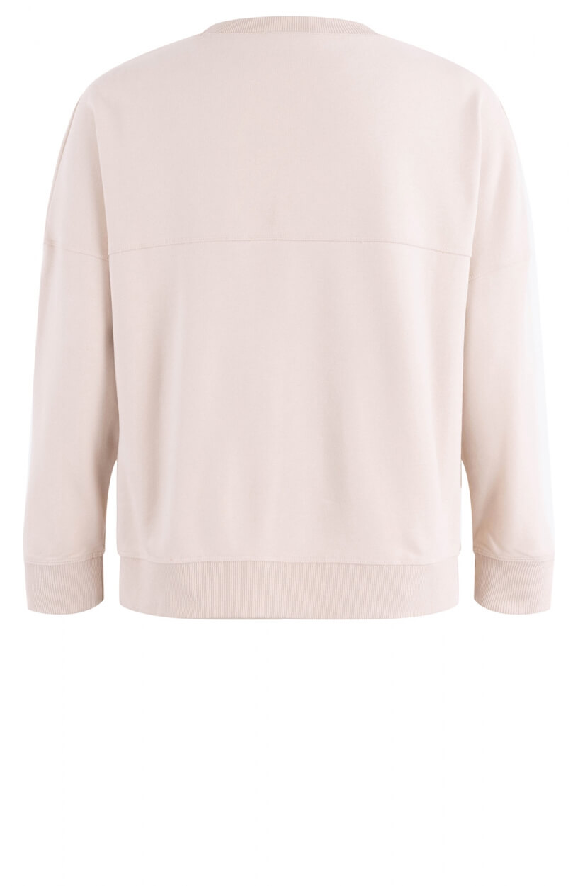 Drykorn Dames Lunaia sweater Ecru