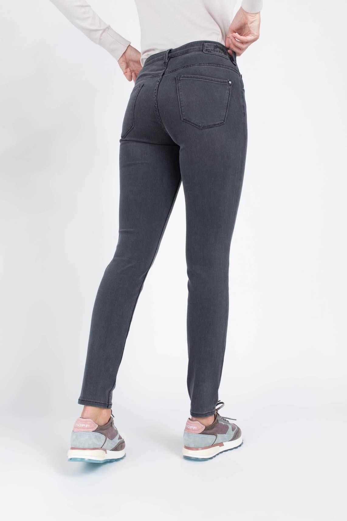 Rosner Dames L32 Antonia jeans Grijs