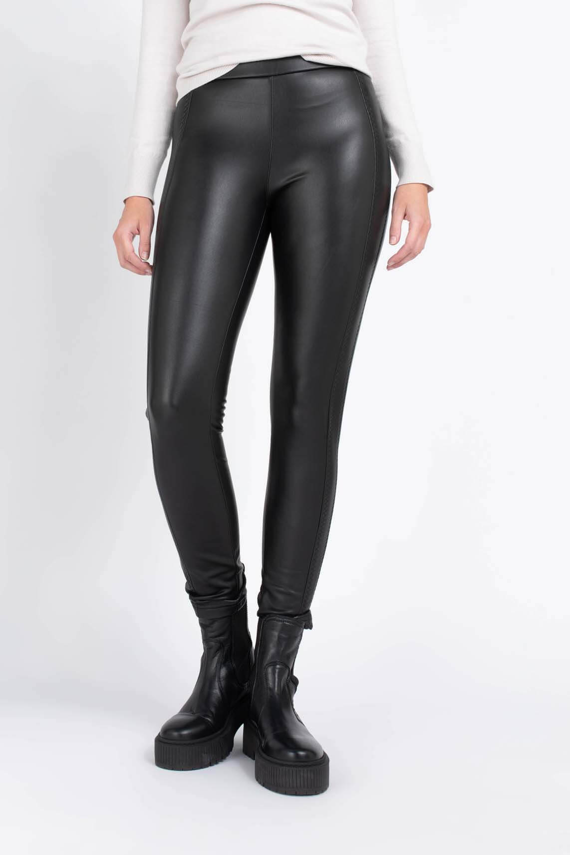 Rosner Dames L30 Alisa legging Zwart