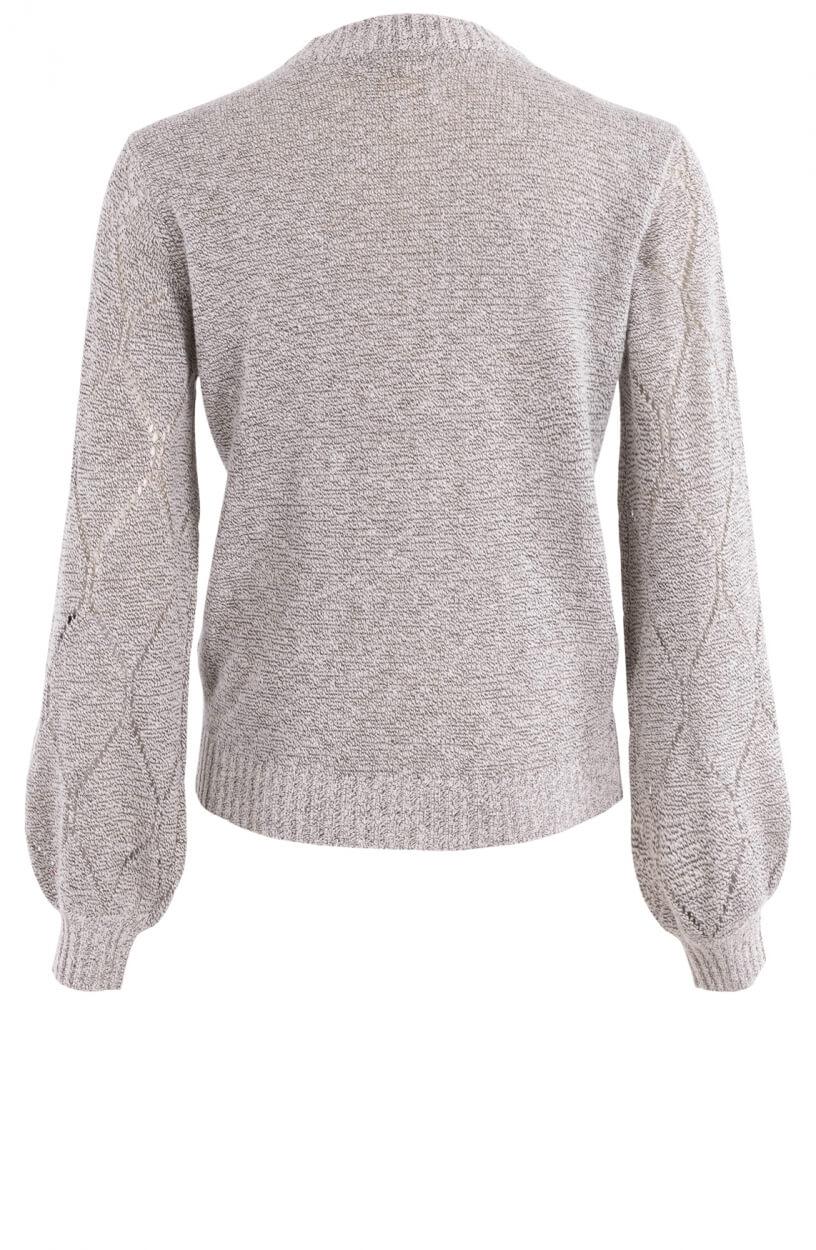 Nümph Dames Nuchanson pullover Bruin