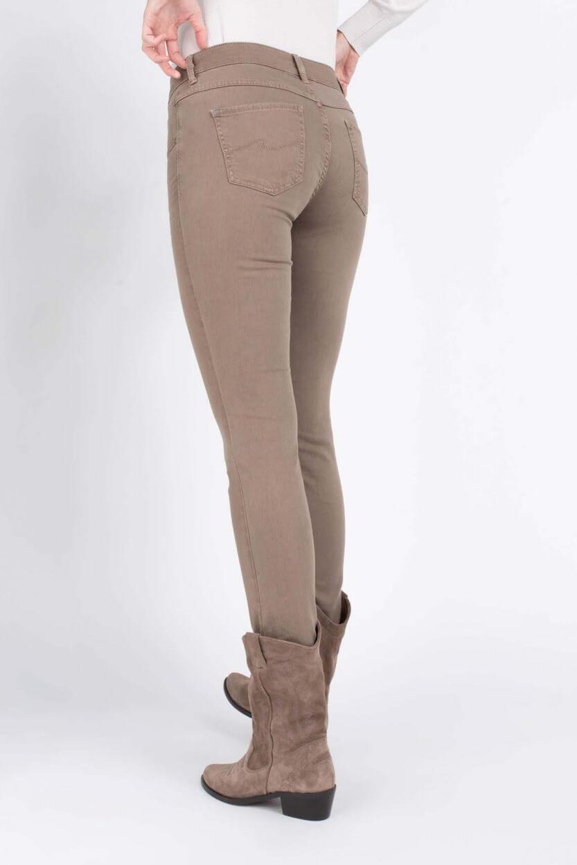 Rosner Dames L30 Antonia jeans Bruin