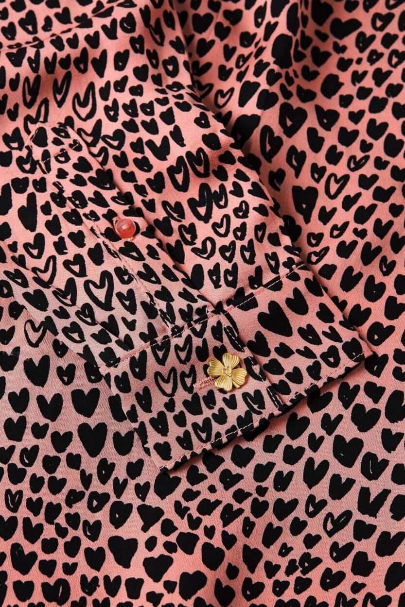 Fabienne Chapot Dames Lily blouse Roze