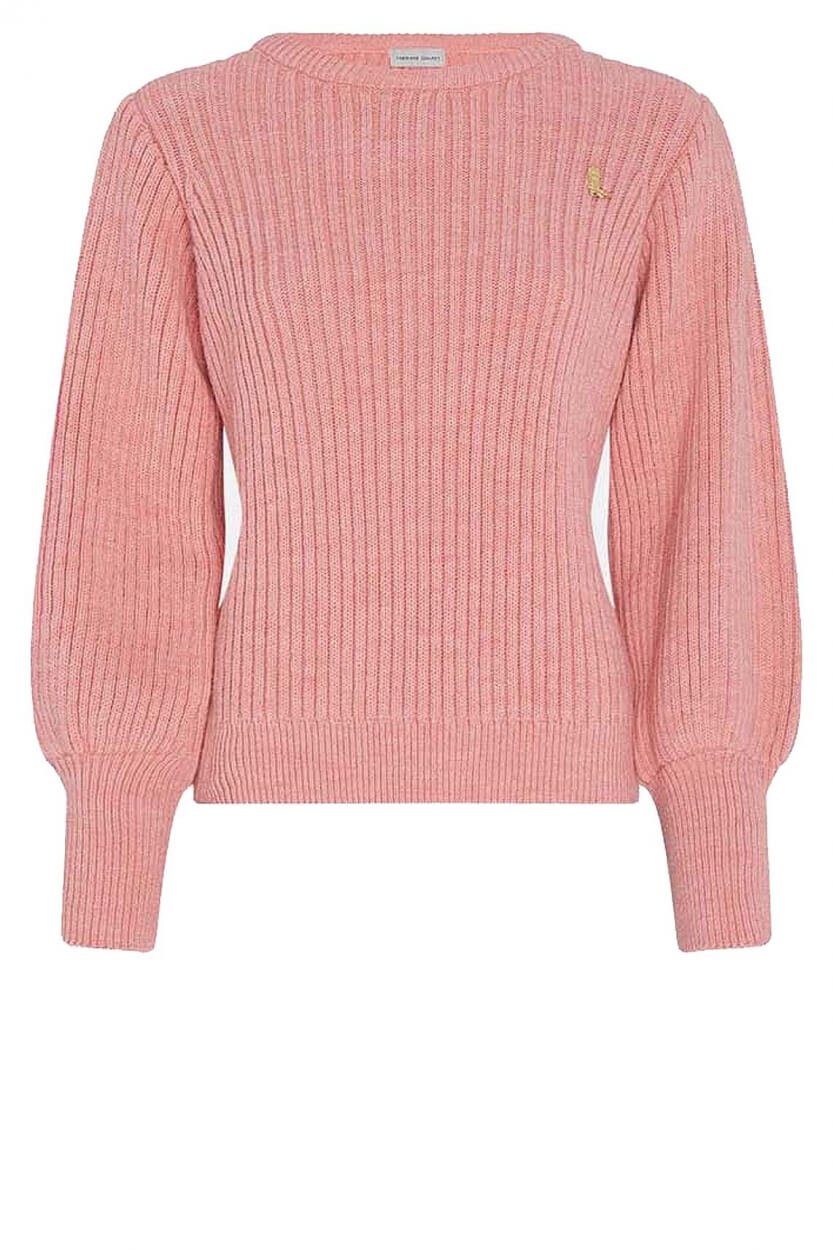 Fabienne Chapot Dames Marianne pullover Roze