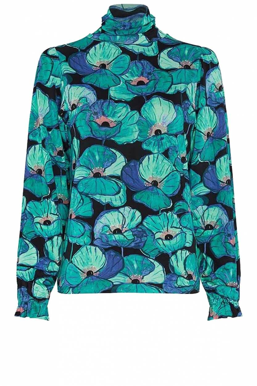 Fabienne Chapot Dames Billy blouse Blauw