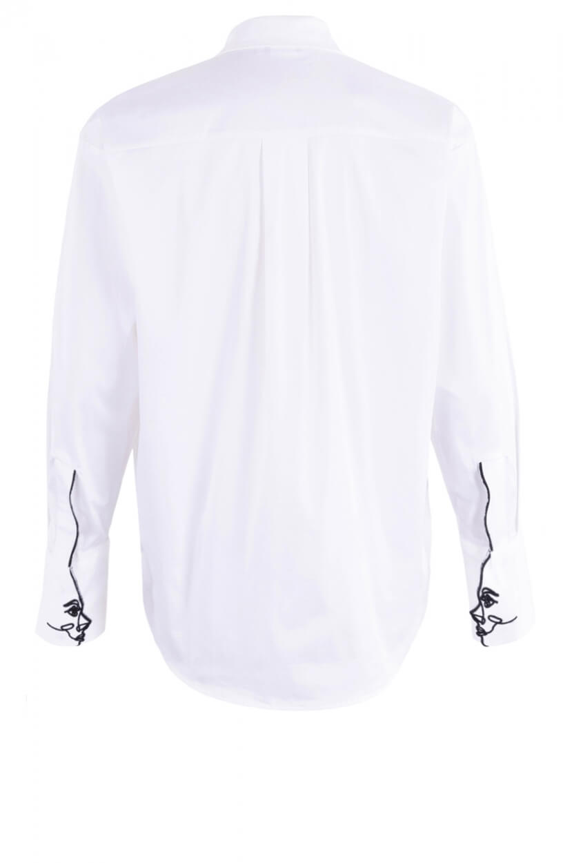 Nümph Dames Nubellis blouse Wit
