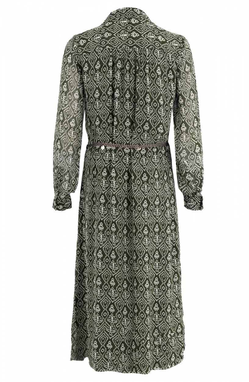 Moliin Copenhagen Dames Distiny jurk Groen