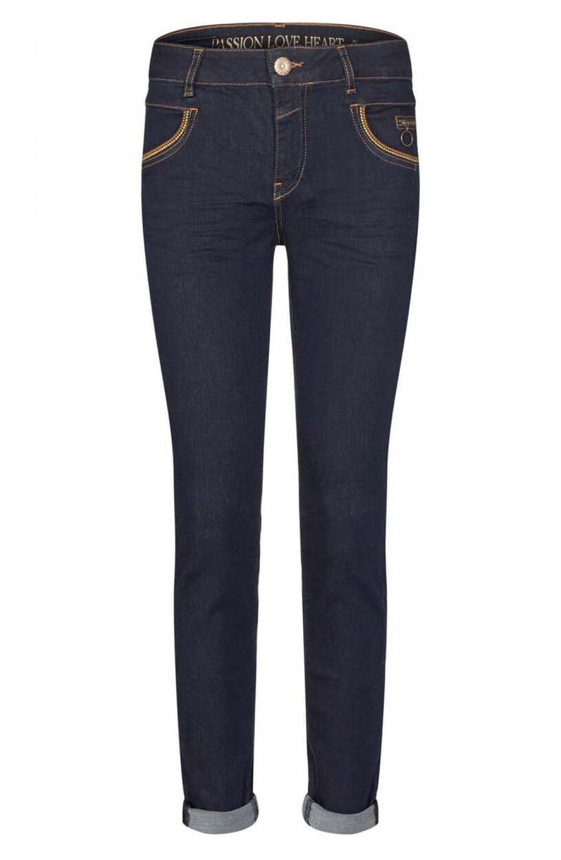 Mos Mosh Dames Naomi jeans Blauw
