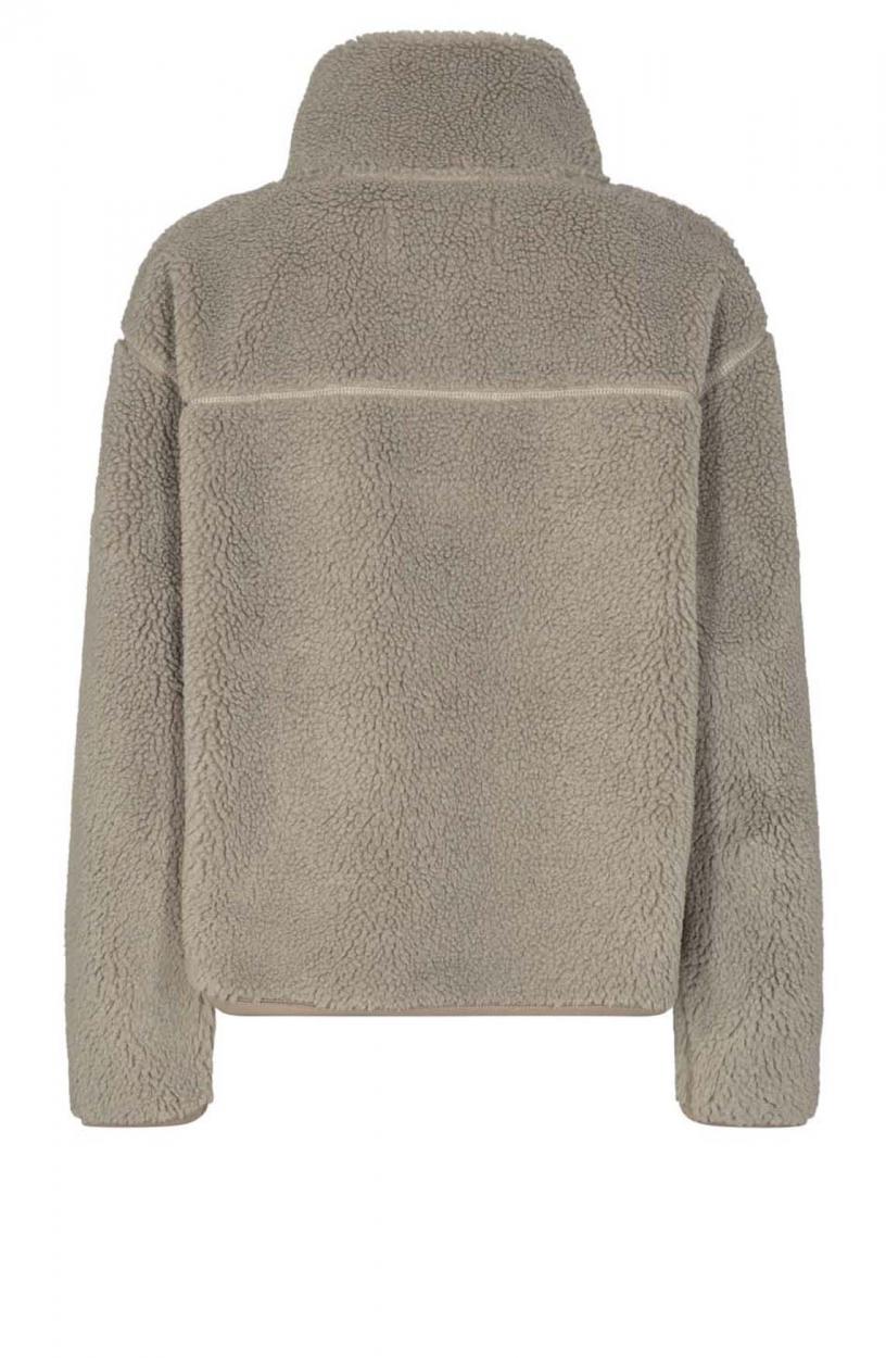 Levete Room Dames Oxana sweater Bruin