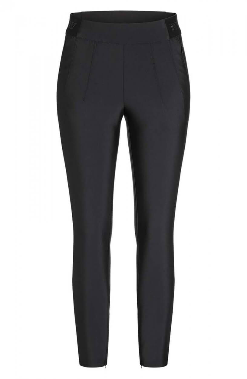 Cambio Dames Rave pantalon Zwart