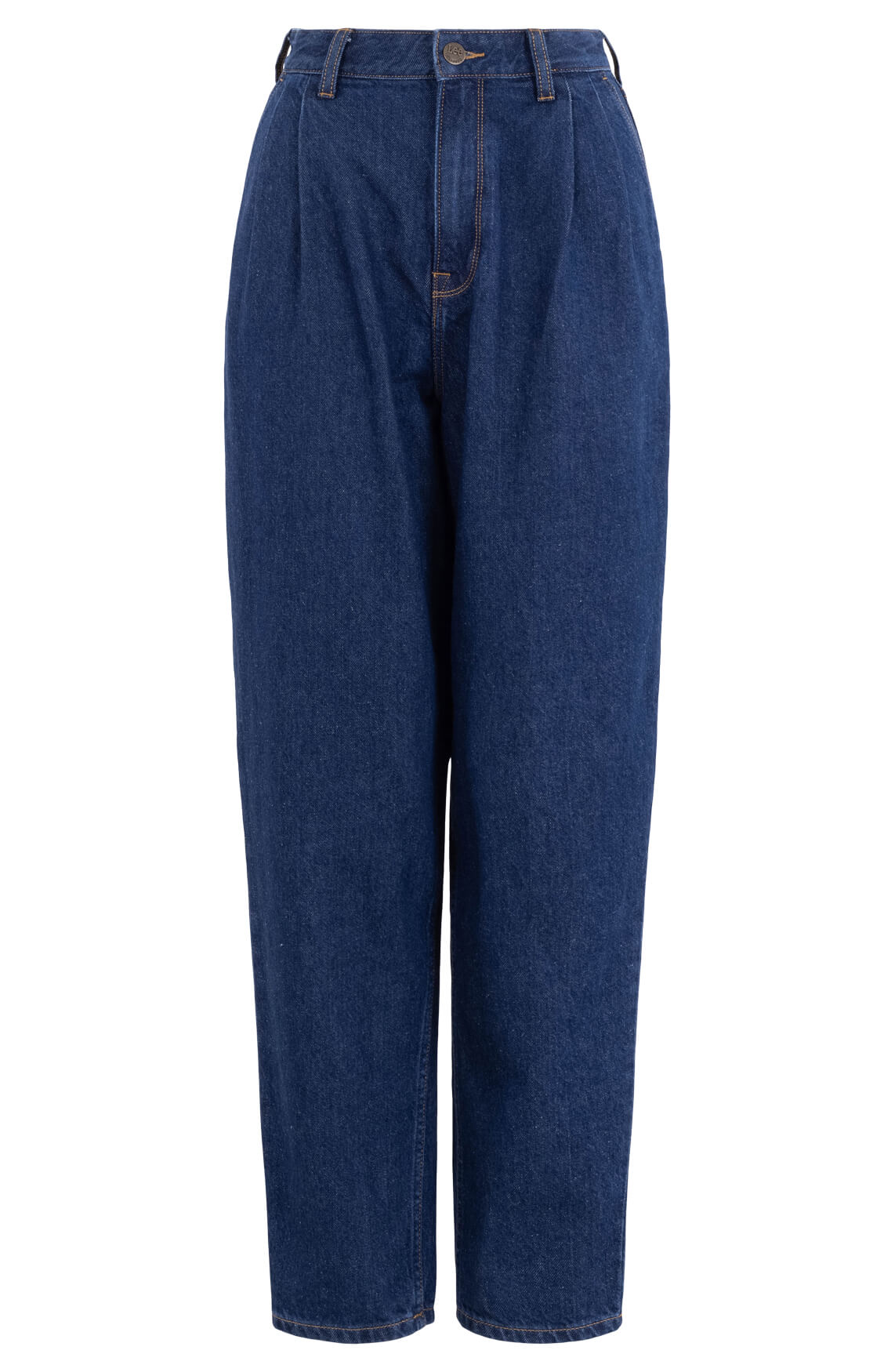 Lee Dames Stella Taper jeans Blauw