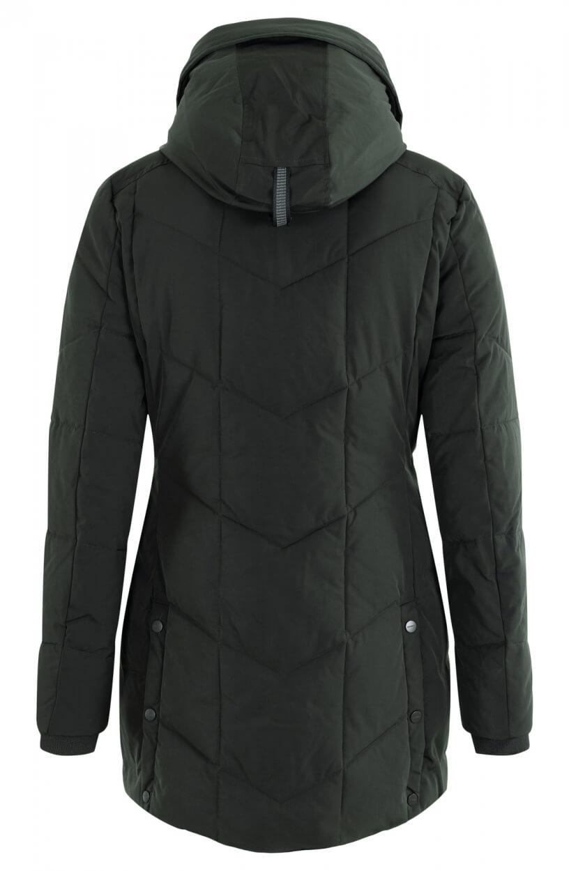 Giacomo Dames Rainwear jas Groen