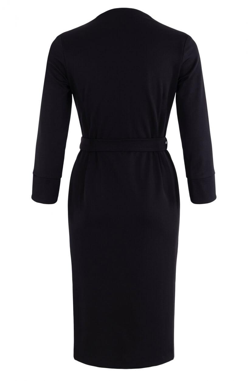 Ana Alcazar Dames Eskany jurk Zwart