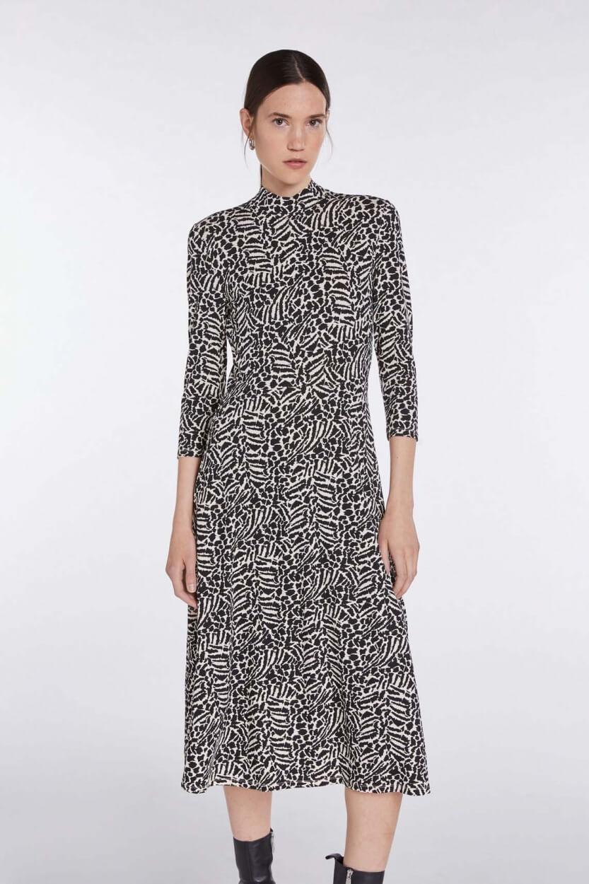 Set Dames Maxi jurk Zwart