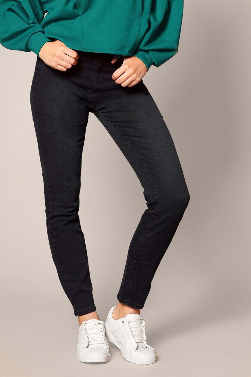 Rosner Dames L32 Audrey jeans Zwart