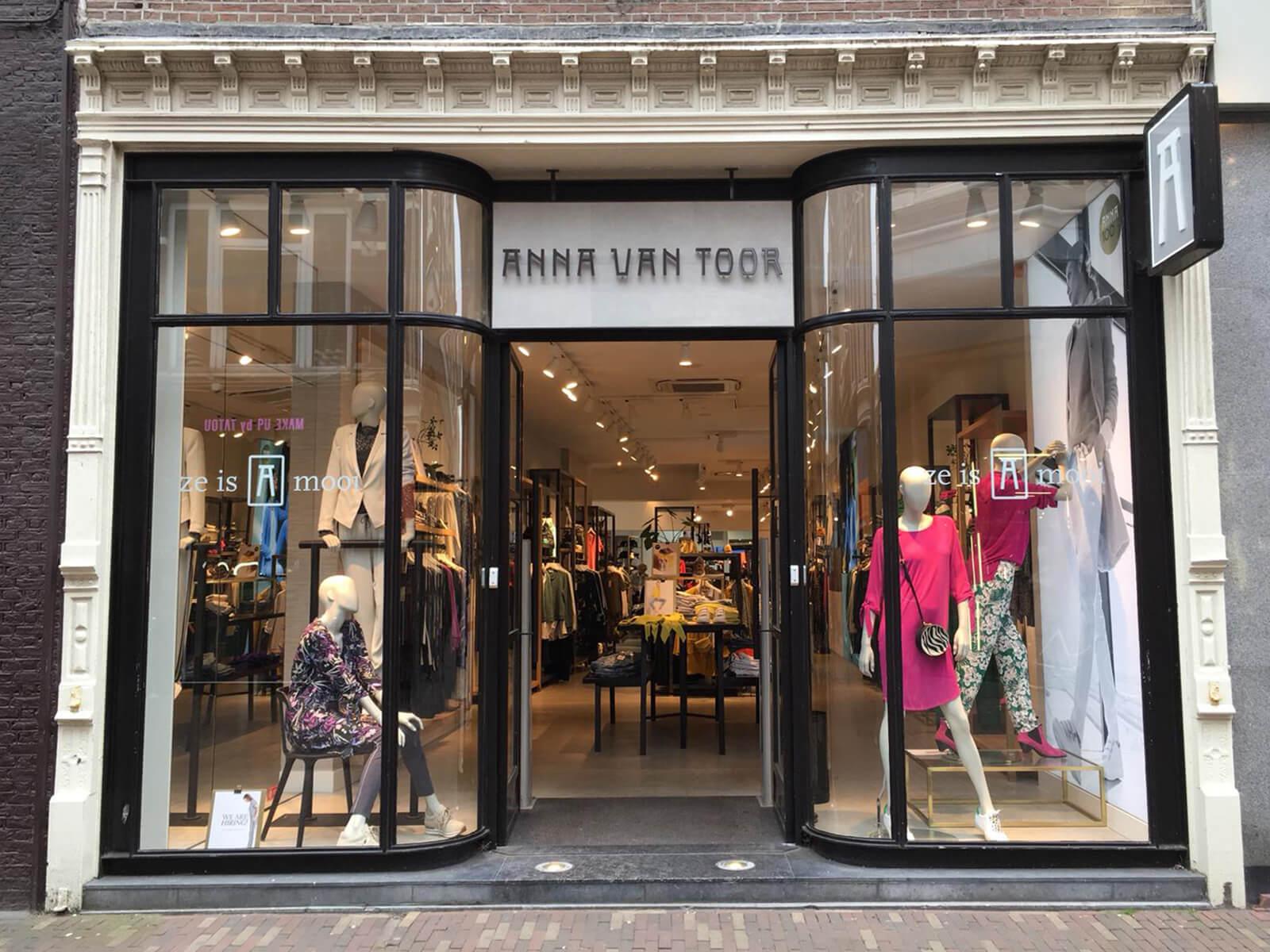 Adidas Original's Store Haarlem Sporting Goods Shop in Centrum