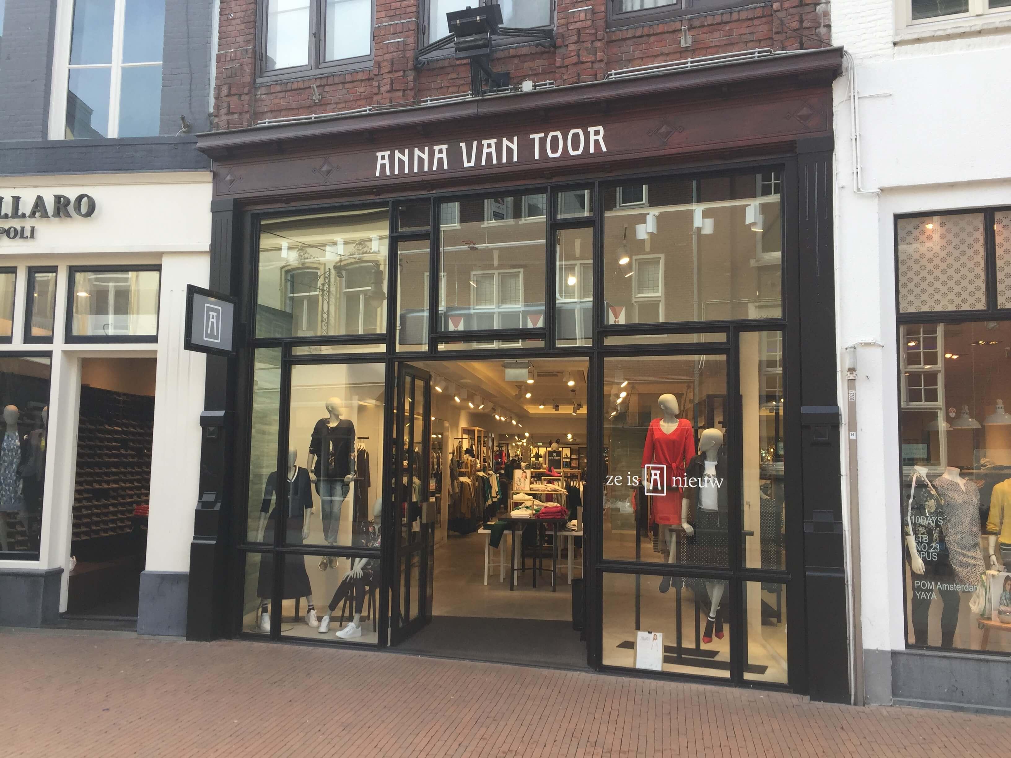 Anna van Toor Kledingwinkel Den Bosch Damesmode   Anna van