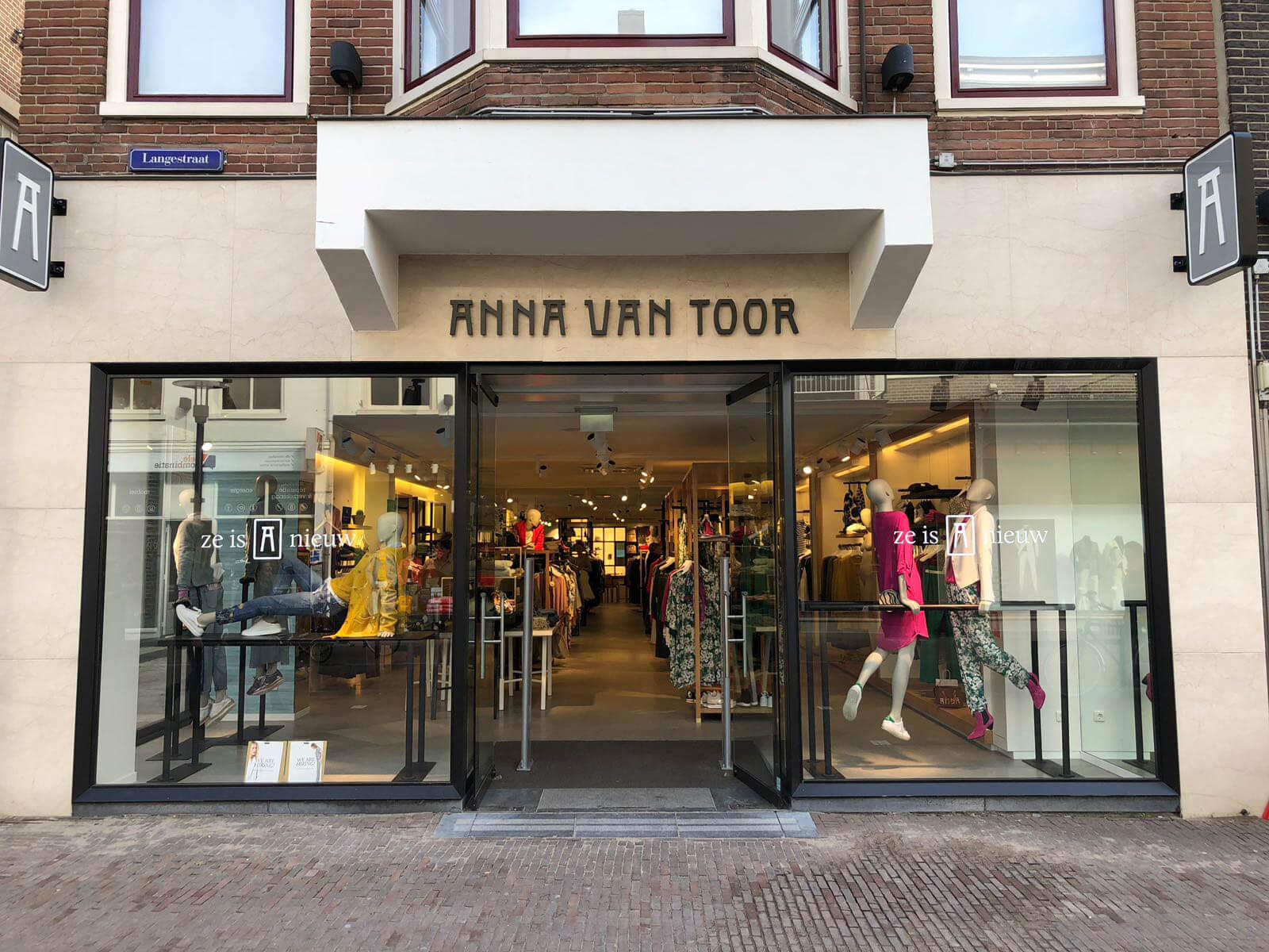 Anna van Toor Kledingwinkel Amersfoort Damesmode   Anna