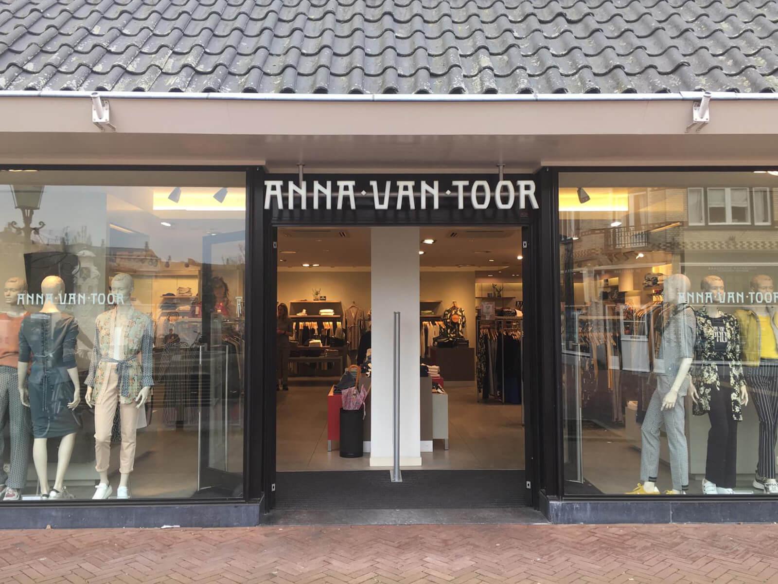 Anna van Toor Kledingwinkel Bussum Damesmode   Anna van Toor