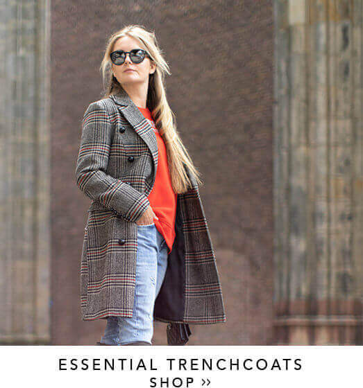 Essential Trenchcoats