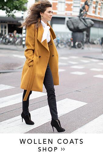 wollen coats