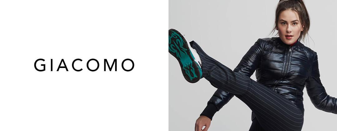 Giacomo - prachtige jassen voor moderne vrouwen
