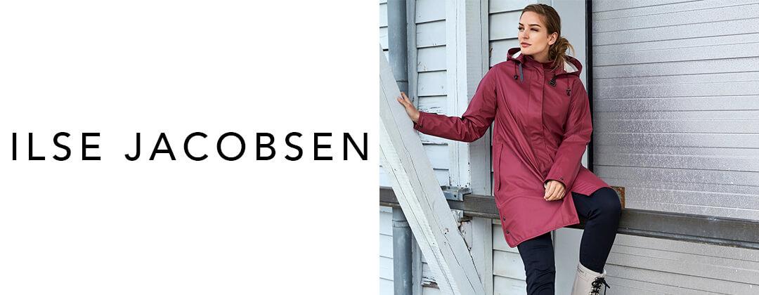 Ilse Jacobsen – stijlvolle jassen tegen regen en kou