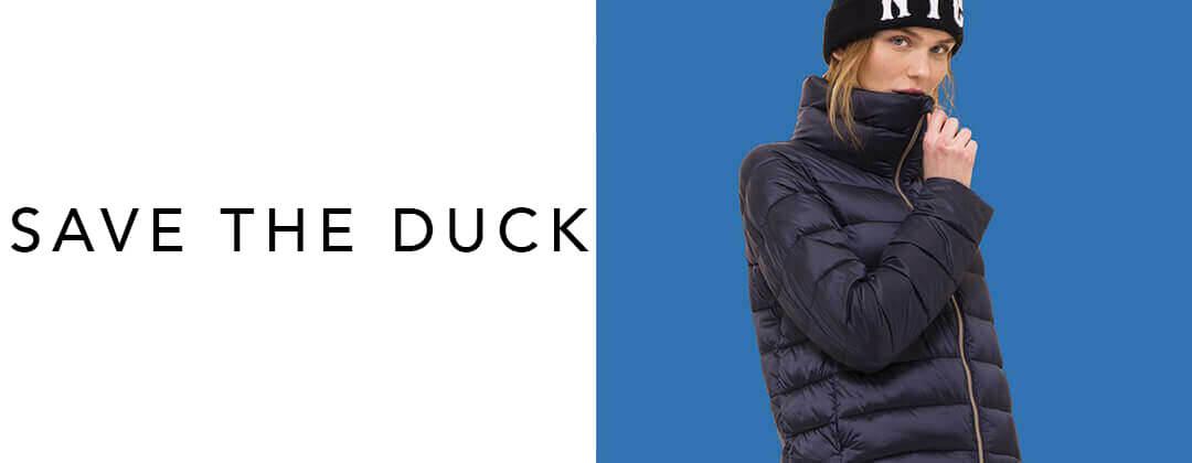 Save the Duck - diervriendelijk, duurzaam en innovatief