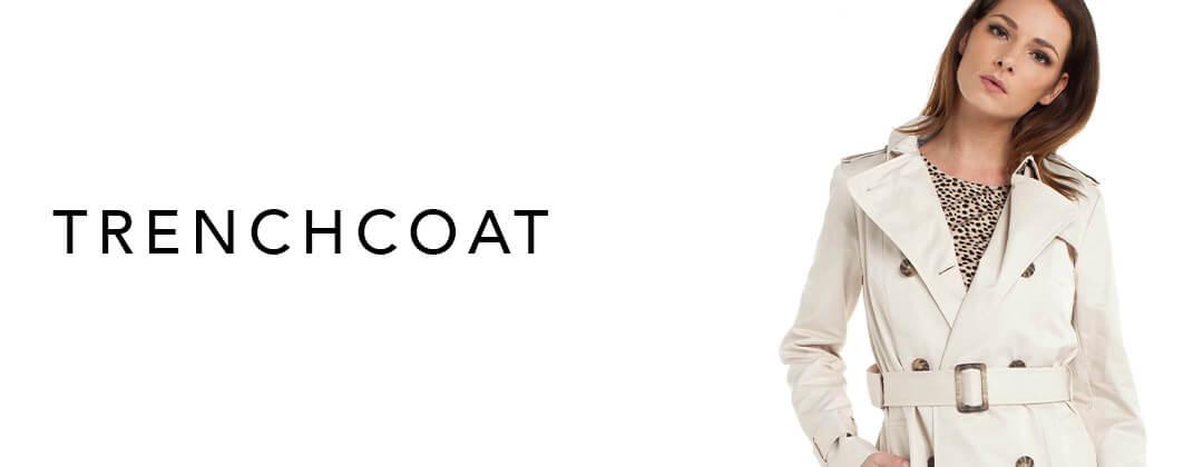 Trenchcoat - elegant en stijlvol