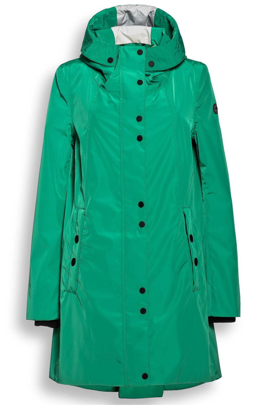 Creenstone Dames Regenjas groen