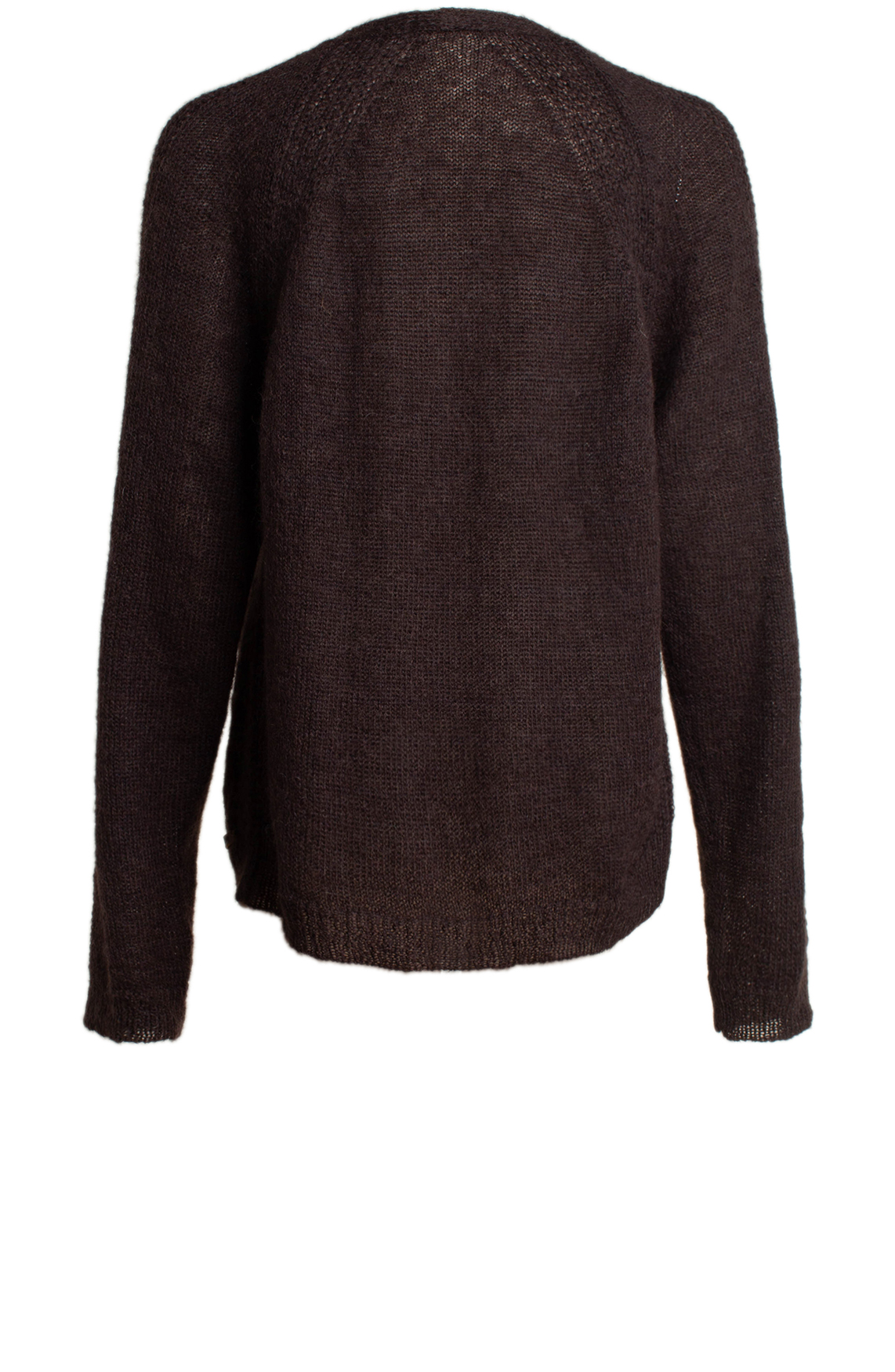 Moscow Dames Knitted cardigan Bruin