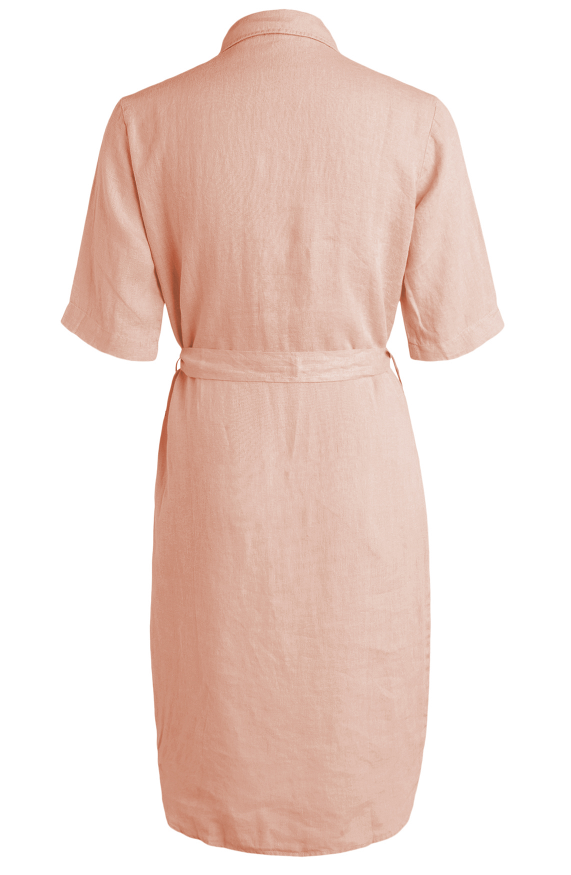 Moscow Dames Dress with belt roze