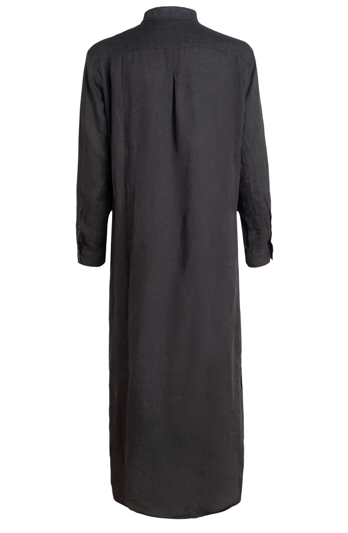Moscow Dames Long shirt dress Grijs