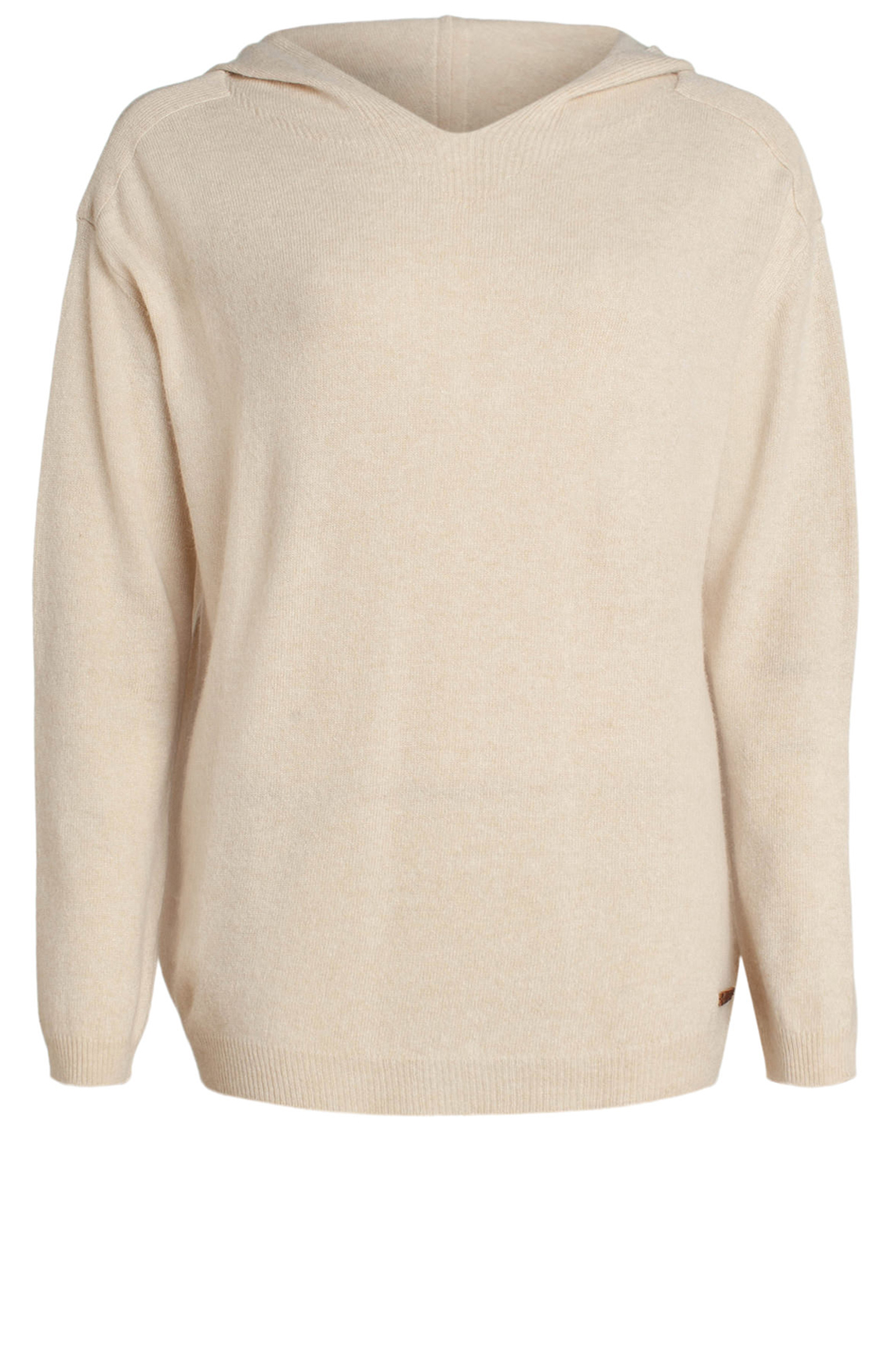 Moscow Dames Pullover met capuchon roze