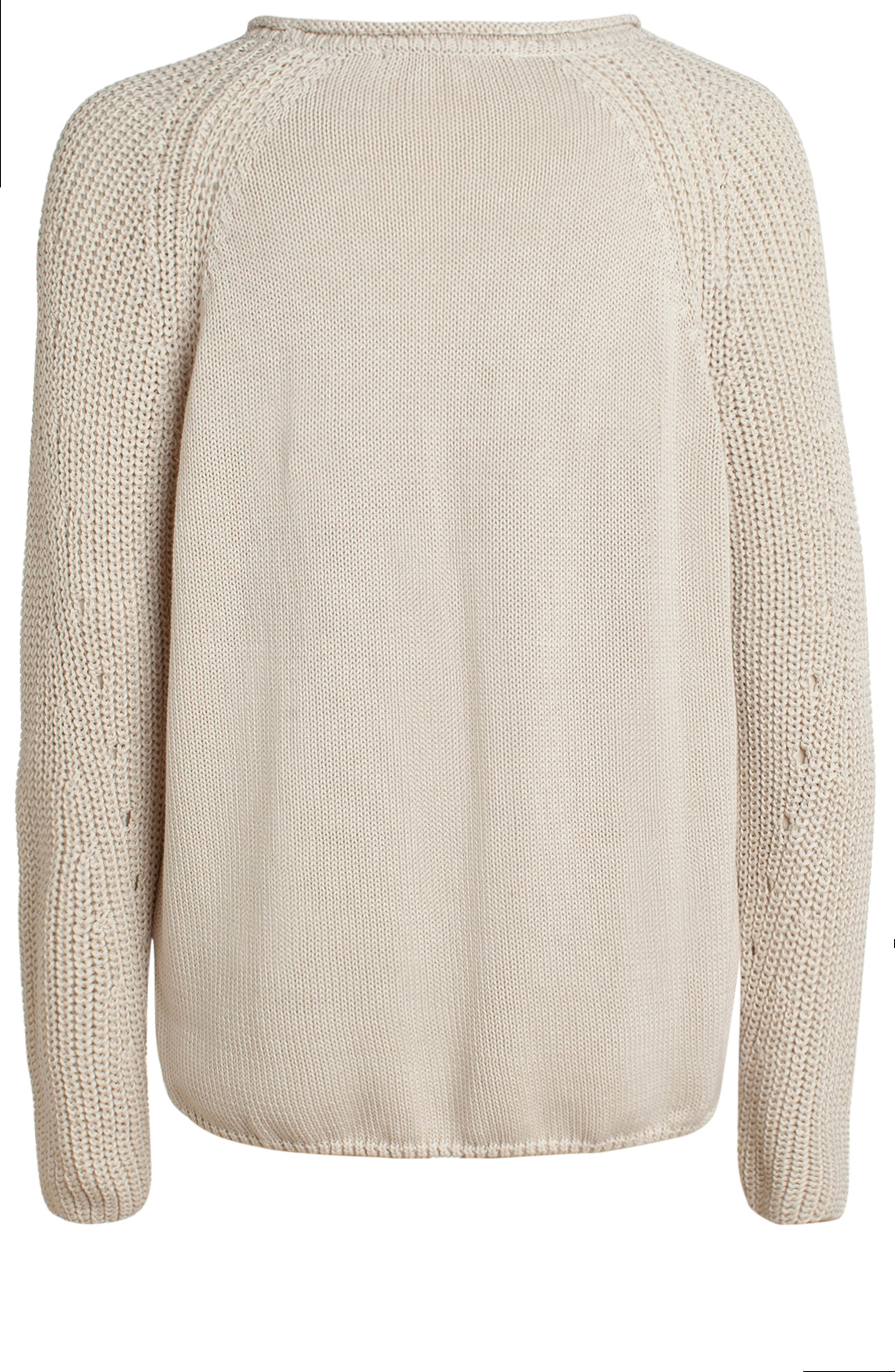Moscow Dames Knitted pullover Ecru