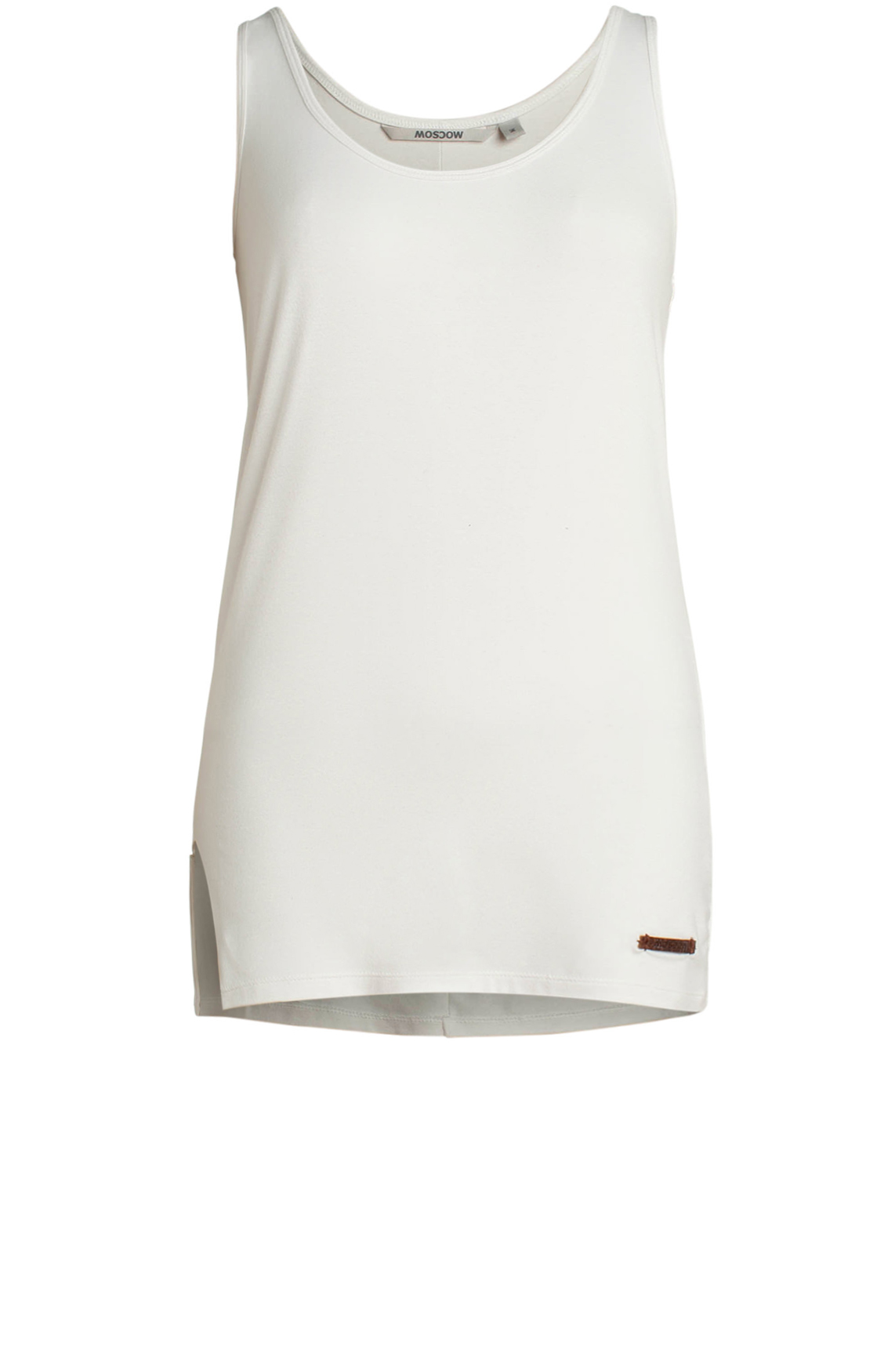 Moscow Dames Tanktop wit
