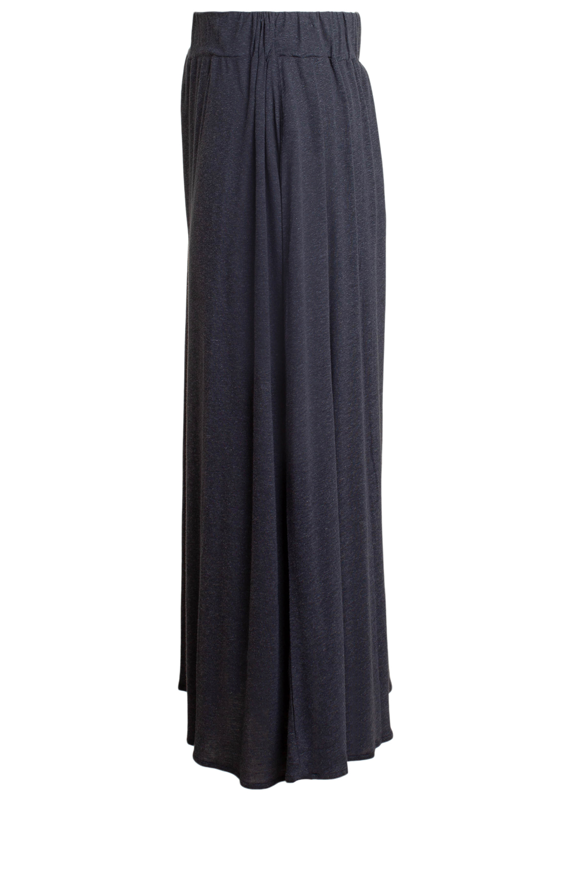 Moscow Dames Long skirt Blauw