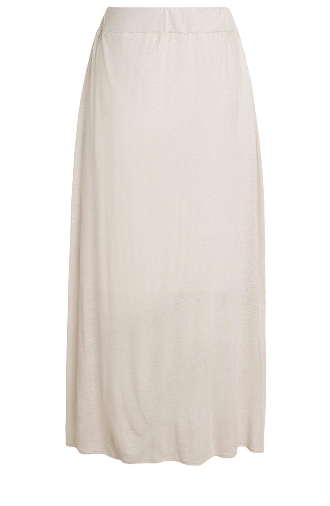 Moscow Dames Long skirt Ecru