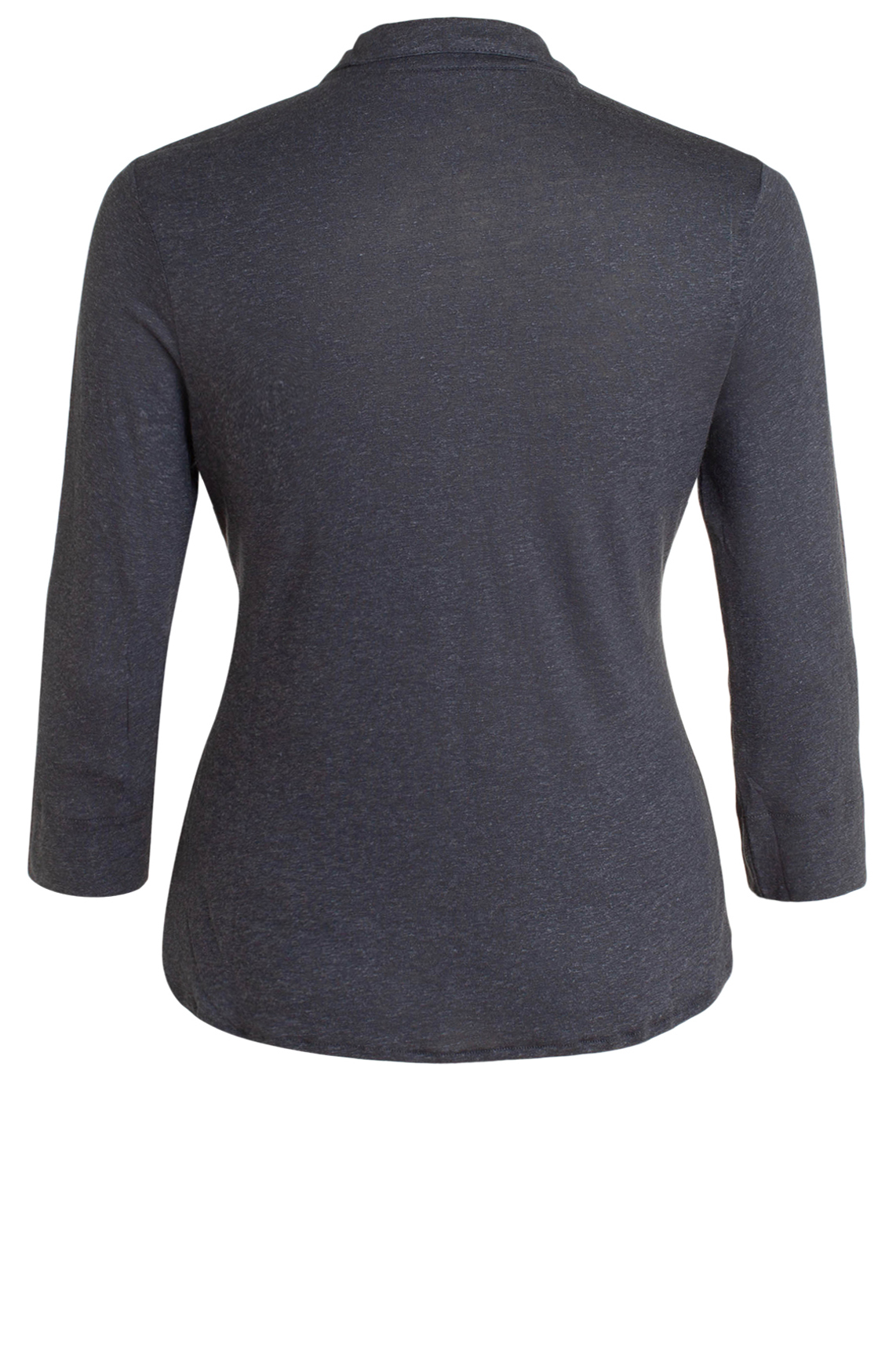 Moscow Dames Blouse Blauw