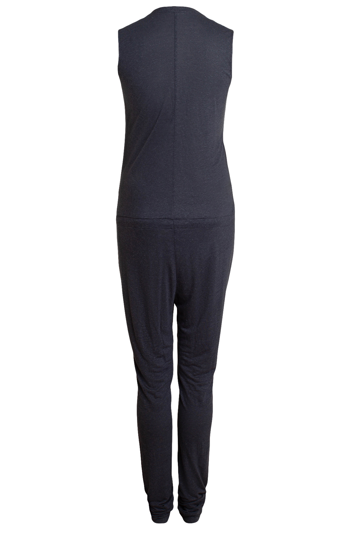 Moscow Dames Jumpsuit Blauw