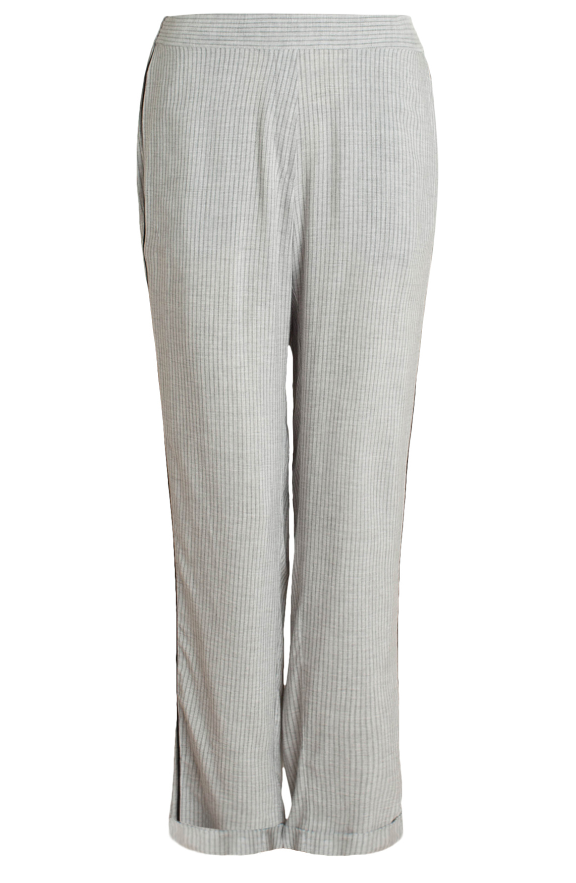 Moscow Dames Stripy pants Grijs