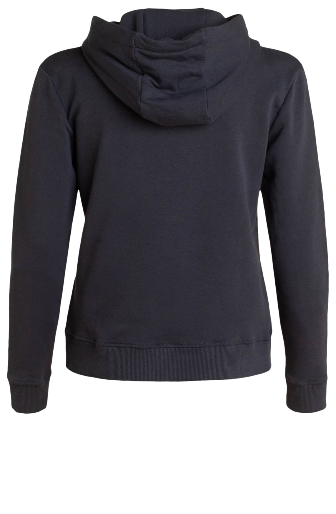 Moscow Dames Pullover with hood Blauw