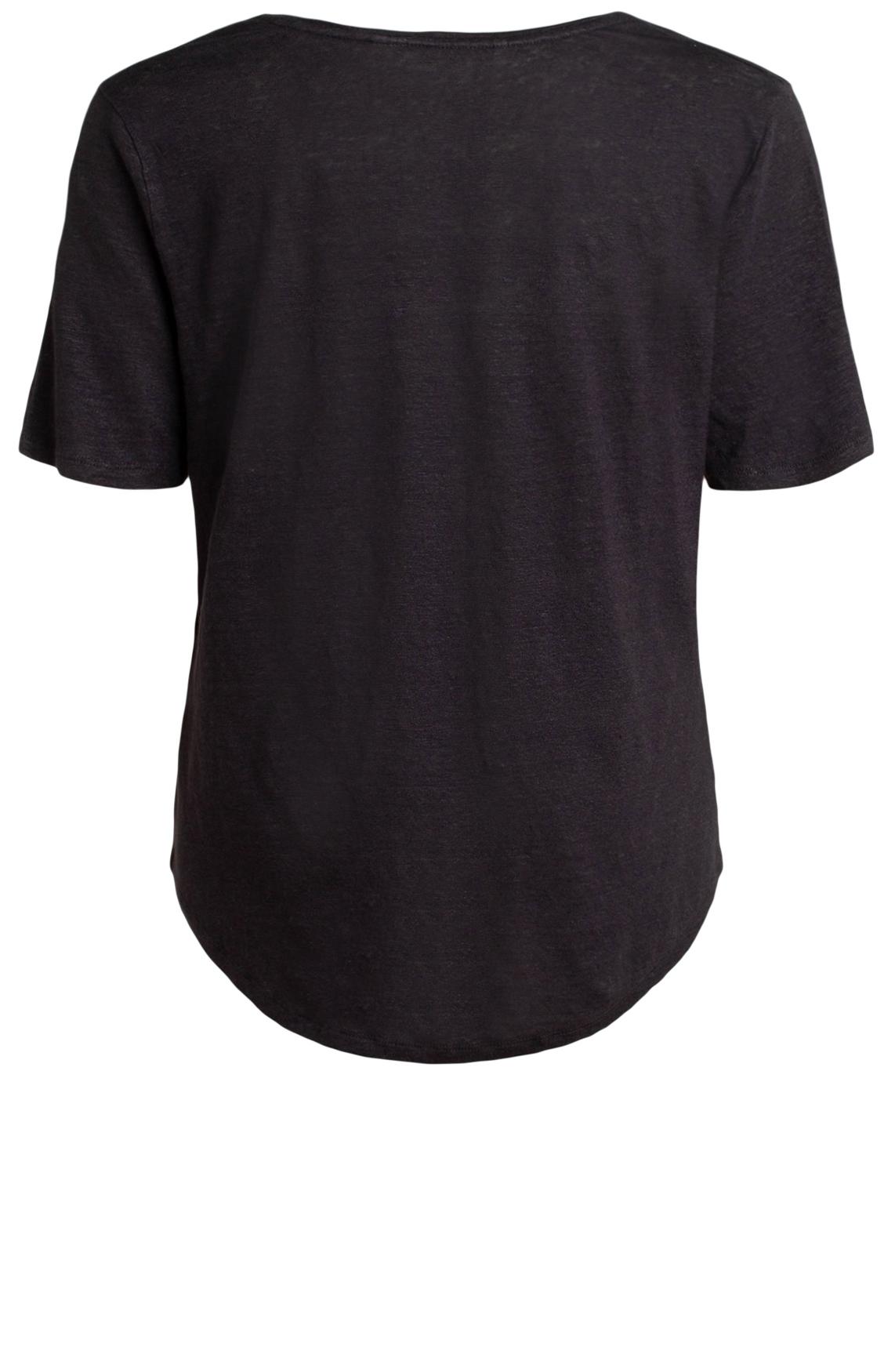 Moscow Dames Linen shirt Grijs