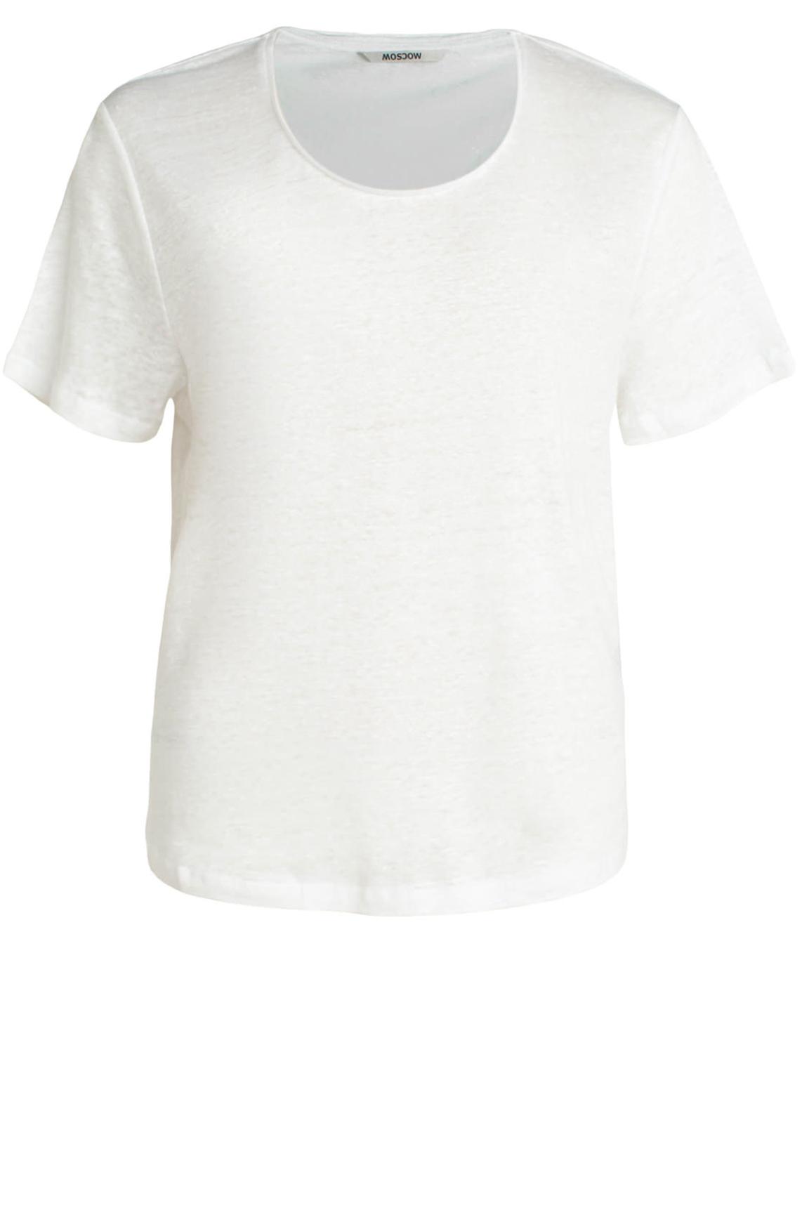 Moscow Dames Linen shirt wit